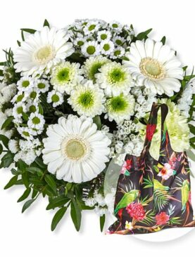 Petit Blanc und Easy Bag Tropical